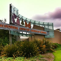 Photo taken at California African American Museum by Raphael A. on 5/6/2013