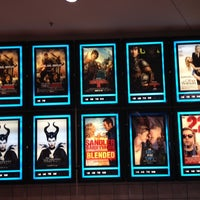 Photo taken at Regal Cinemas Knoxville Center 10 by Taylor G. on 10/12/2014