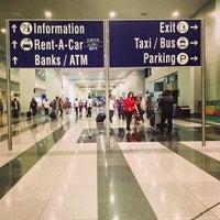 Photo taken at Ninoy Aquino International Airport (MNL) Terminal 3 by Estan l. on 9/12/2013