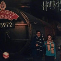 Photo taken at Harry Potter: The Exhibition by Jian on 3/16/2013