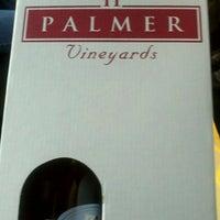 Photo taken at Palmer Vineyards by Jian on 7/21/2013