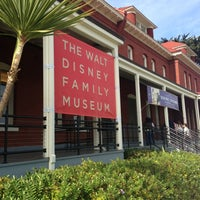 Photo taken at The Walt Disney Family Museum by Victoria B. on 2/16/2013