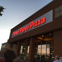 Photo taken at Peter Piper Pizza by Miranda Y. on 5/16/2016