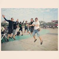 Photo taken at Lapangan Karebosi by ulli_ST on 9/16/2012
