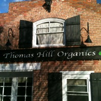 Photo taken at Thomas Hill Organics by Hollie W. on 1/27/2013