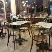 Photo taken at Seven Stars Bakery by Meitar M. on 11/10/2012