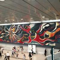 Photo taken at 明日の神話 / Myth of Tomorrow by Watalu Y. on 5/31/2013