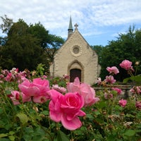 Photo taken at St. Joan of Arc Chapel by Melinda on 7/2/2013
