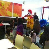 Photo taken at McDonald's by Juni C. on 5/18/2013