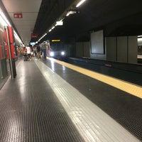 Photo taken at Metro De Ferrari (M1) by Denise S. on 8/22/2016
