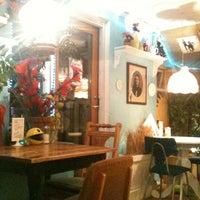 Photo taken at Café Babalú by John R. on 1/15/2013