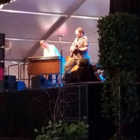 Photo taken at XRIJF Big Tent by Paula S. on 6/25/2016