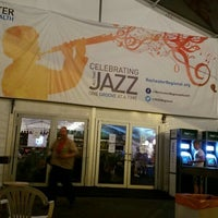 Photo taken at XRIJF Big Tent by Paula S. on 6/28/2016
