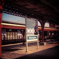 Photo taken at Amtrak/SEPTA: Wilmington Station by Lee A. on 11/9/2012