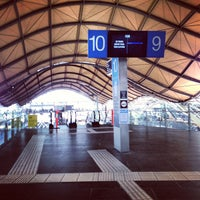 Photo taken at Southern Cross Station by Lee A. on 1/19/2013