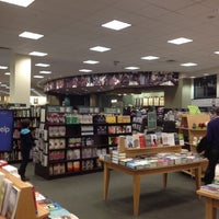 Photo taken at Barnes & Noble by Bill B. on 2/19/2012