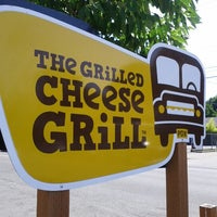 Photo taken at Grilled Cheese Grill by Kyle B. on 8/1/2012