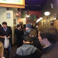 Photo taken at Potbelly Sandwich Shop by Clay F. on 3/28/2013