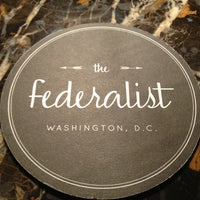 Photo taken at The Federalist by Keith S. on 2/24/2013