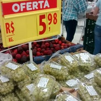 Photo taken at Carrefour by Thainá V. on 12/24/2014