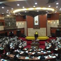 Photo taken at Dewan Undangan Negeri Selangor by Malique R. on 11/12/2015