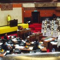 Photo taken at Dewan Undangan Negeri Selangor by Malique R. on 12/1/2014