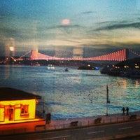 Photo taken at İskele Livar Balıkevi by Ozge A. on 2/12/2013