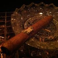 Photo taken at Velvet Cigar Lounge by Karen D. on 1/7/2013