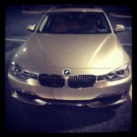 Photo taken at Faulkner BMW by Nora G. on 12/17/2013
