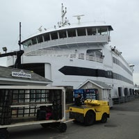 Photo taken at Steamship Authority - Woods Hole Terminal by Aaron S. on 12/29/2012