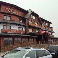 Photo taken at Hotel Galileo by Ádám S. on 11/26/2012