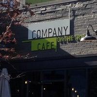 Photo taken at Company Cafe by Joe R. on 10/31/2012
