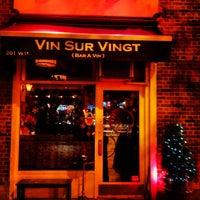 Photo taken at Vin Sur Vingt by Rob G. on 12/10/2012
