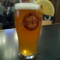 Photo taken at TableRock Brewpub by Eric L. on 12/19/2012