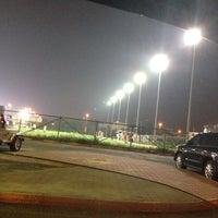Photo taken at ملاعب كرة القدم - منطقة مشرف by Mishal N. on 2/15/2014
