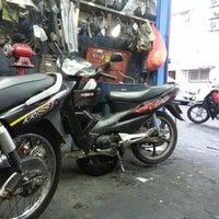 Photo taken at Izdi Motor by aina m. on 11/23/2012