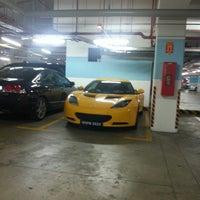 Photo taken at Menara Maybank GM's parking by ♛-∂ÑƝă_Ƨ'ӃĻ®™©-♛ on 4/30/2014