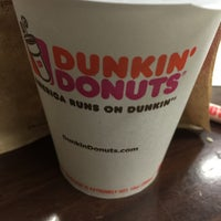 Photo taken at Dunkin' Donuts by Frank T. on 2/19/2016