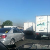 Photo taken at West Service Road by Dom F. on 10/17/2013