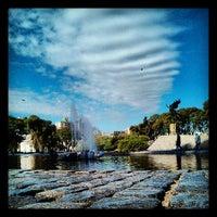 Photo taken at Parque Centenario by Ethem P. on 7/20/2013