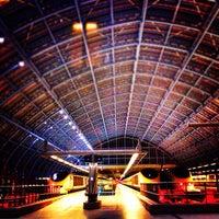 Photo taken at London St Pancras International Eurostar Terminal by Justene on 11/7/2012