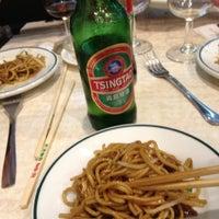 Photo taken at Zhou Yulong (El Restaurante Chino de Plaza de España) by Marko C. on 11/22/2012