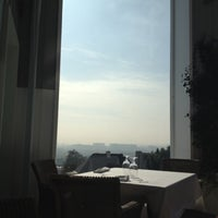 Photo taken at Mondrian Hotel by Claire H. on 12/5/2012