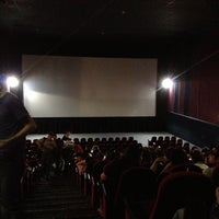 Photo taken at Cine Hoyts by Ismael P. on 12/14/2012