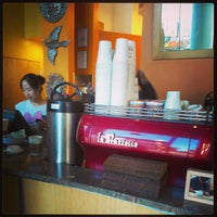 Photo taken at La Colombe Torrefaction by Andrei S. on 3/29/2013