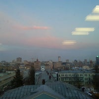 Photo taken at Leonardo Business Centre by Valiko B. on 4/2/2013