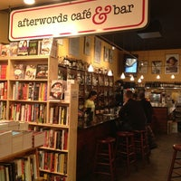 Photo taken at Kramerbooks & Afterwords Cafe by Erin on 2/3/2013