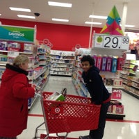 Photo taken at Target by rhrrs2 on 12/12/2012