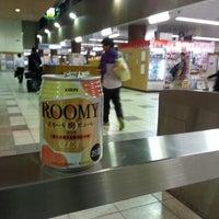Photo taken at Yurakucho Line Shin-kiba Station (Y24) by Tommy M. on 10/7/2013
