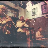Photo taken at Preservation Hall by 💜ⓒⓗⓡⓘⓢⓣⓘⓝⓐ . on 6/30/2013